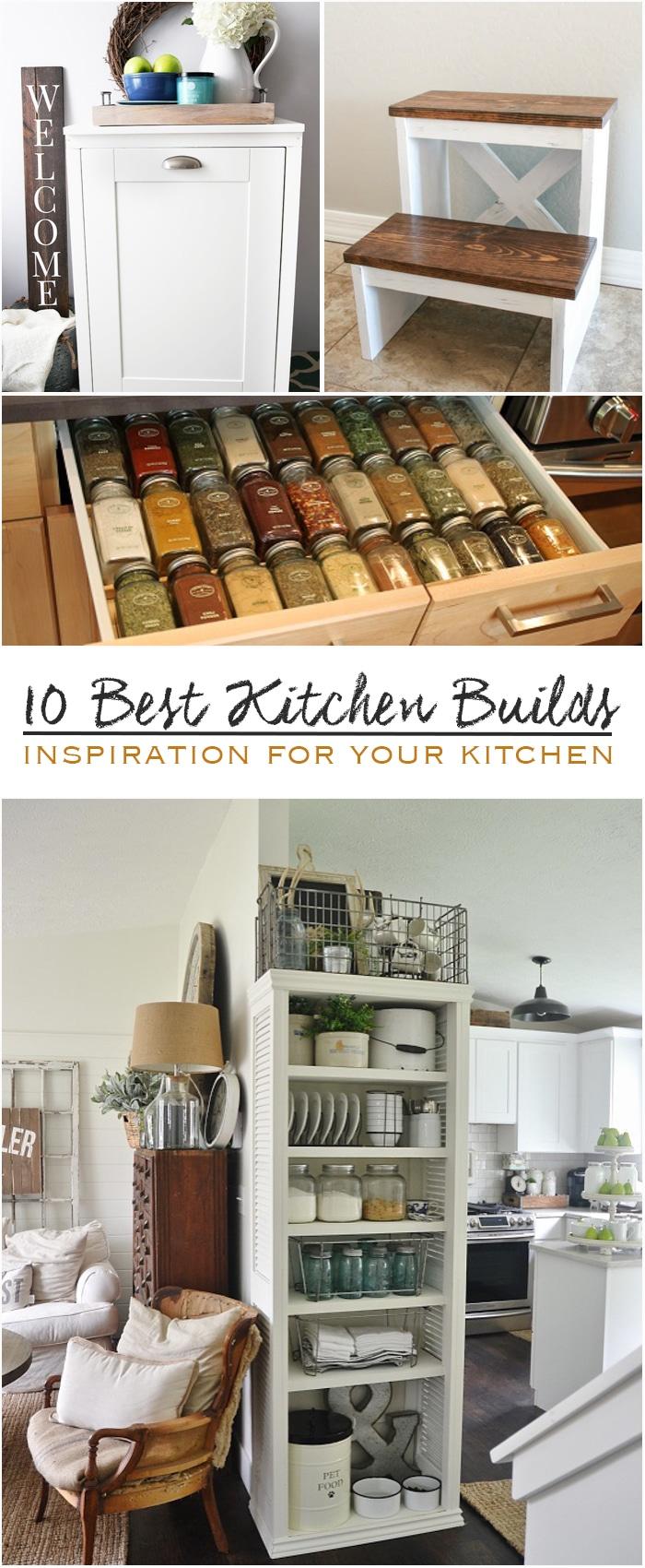 10 Best Kitchen Builds via OEH