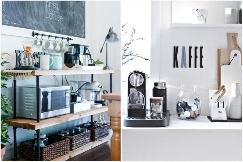 Coffee Bar Inspiration