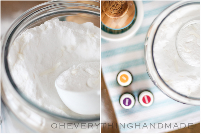 Laundry Detergent - with Essential Oils1