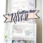 Reveal // IKEA KALLAX Coffee Bar