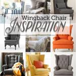 Wingback Chair Inspiration Board