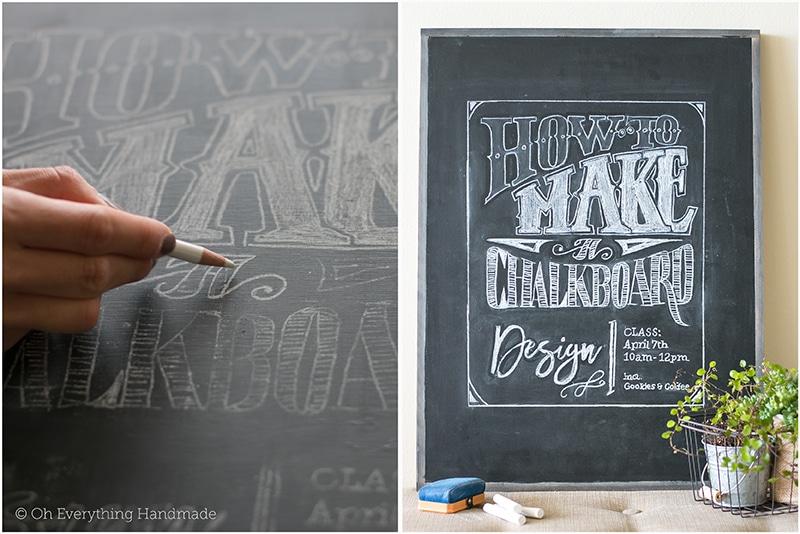 Chalkboard Design Class