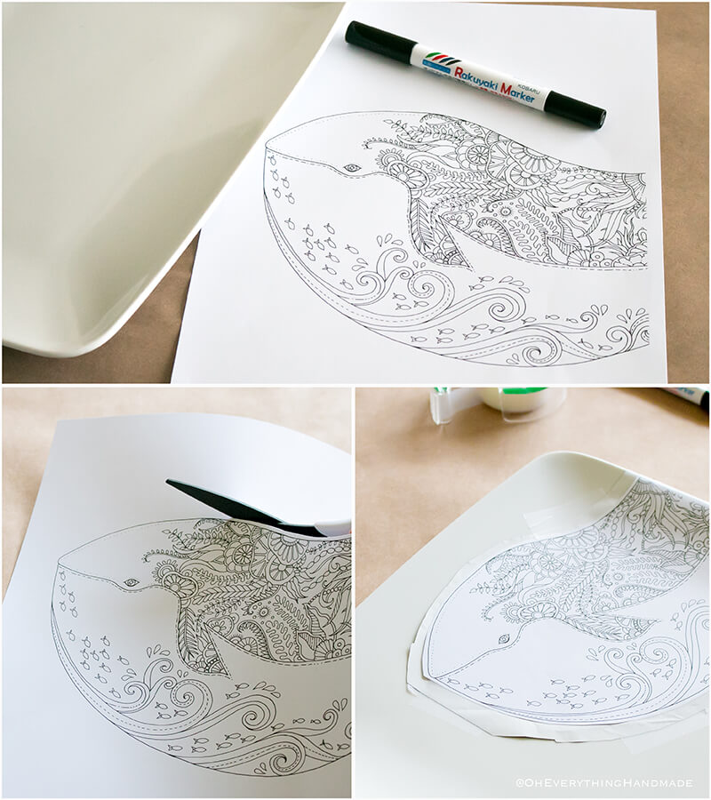 Plate coloring by OEH- getting started