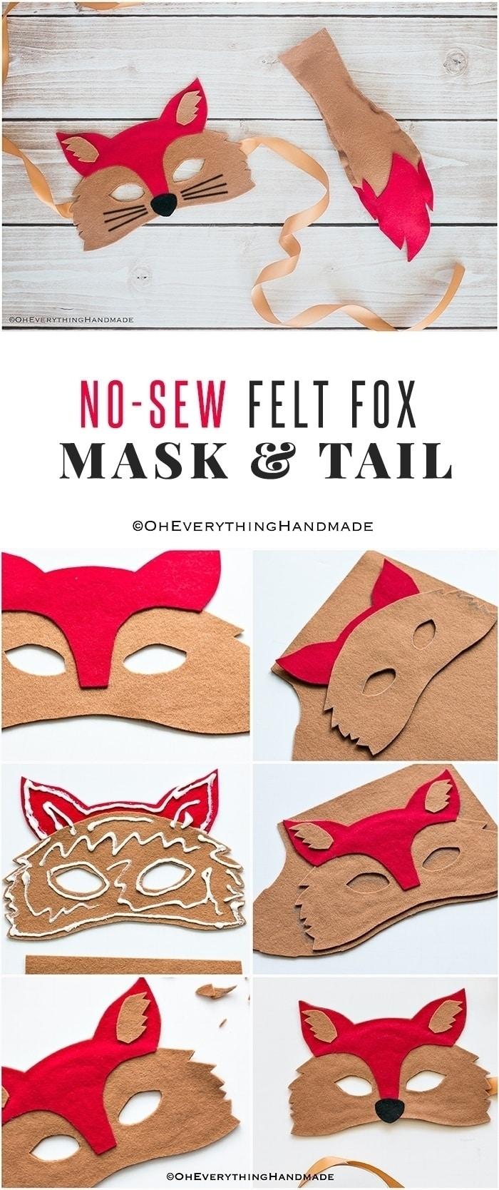no-sew-animal-fox-felt-mask-tutorial-pin-it