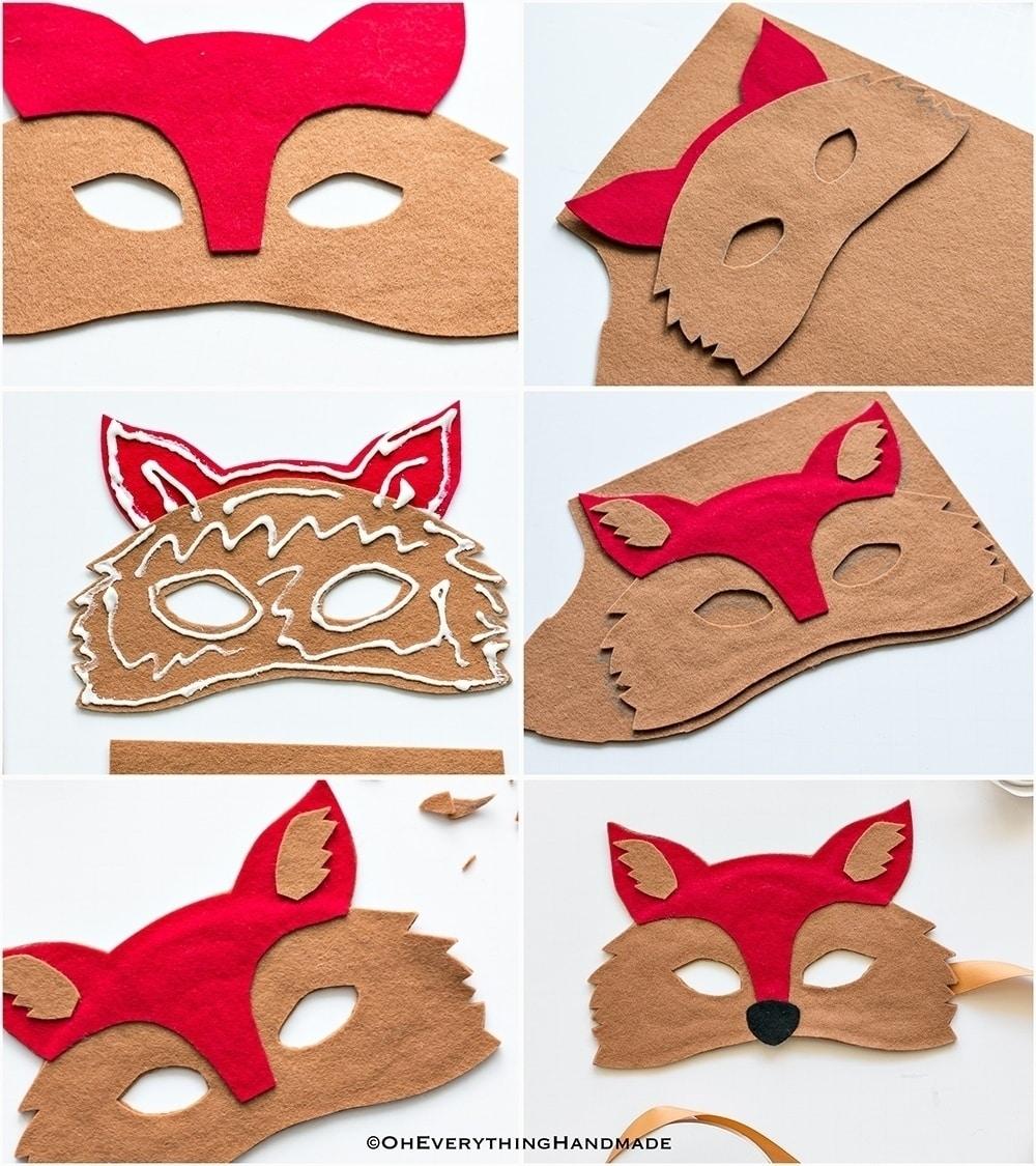 no-sew-animal-fox-felt-mask-tutorial-part2