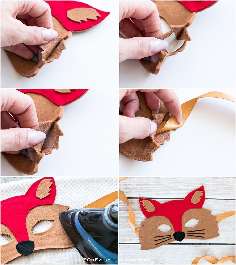 no-sew-animal-fox-felt-mask-tutorial-part3