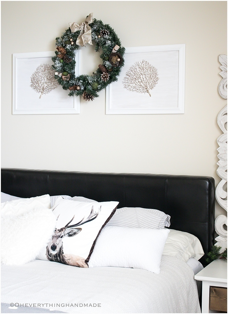 Christmas Bedroom Home tour - OEH1