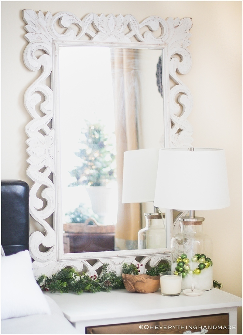 Christmas Bedroom Home tour - OEH8