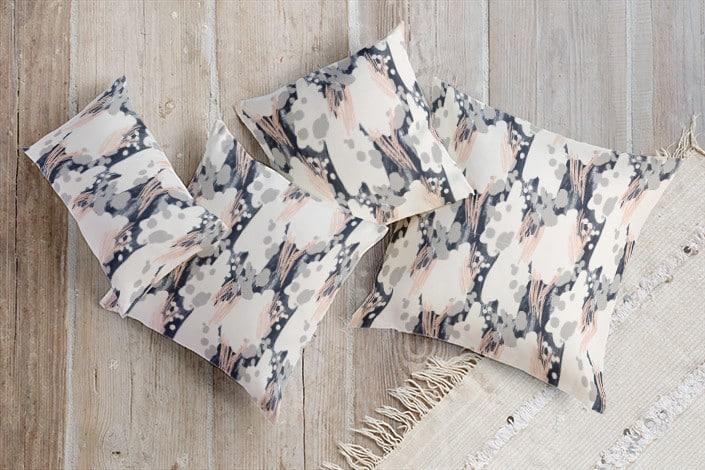 Pop Pattern Pillow